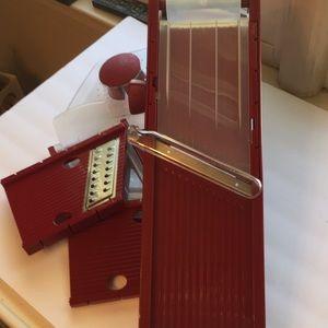 KitchenAid Mandolin Red Slicer